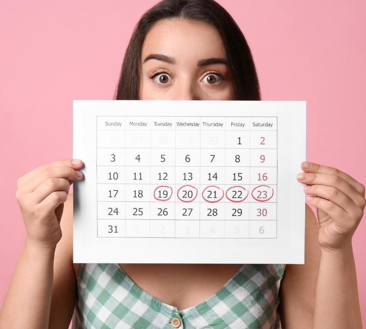 איך נראה מחזור חודשי בריא?
